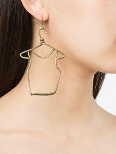 Rosie Assoulin hangers earrings
