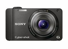 Sony DSC-WX10 Cyber-Shot 16.2 MP Exmor R CMOS Digital Still Camera with 7x Wide-Angle Optical Zoom G Lens and Full HD 1080/60i Video (Black) * Visit the image link more details. (This is an Amazon Affiliate link and I receive a commission for the sales)