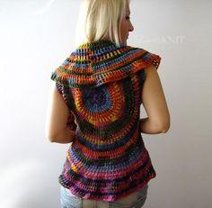 fancy hippie vest