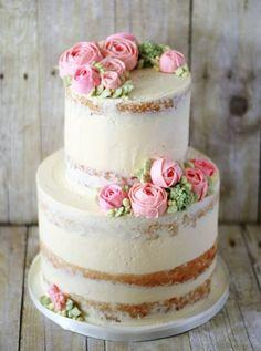 Wedding cake idea; Featured Cake: The Cocoa Cakery