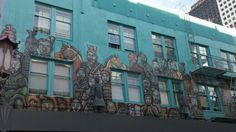 Chinatown, SF Graffiti, Painting, Art, Art Background, Painting Art, Kunst, Gcse Art, Paintings, Graffiti Illustrations