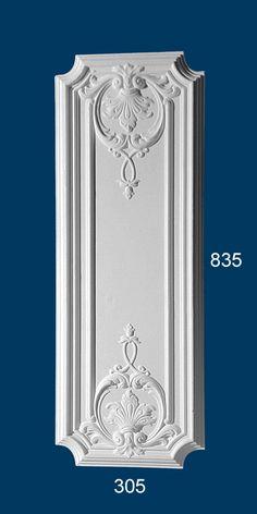 Plaster Hallway Panel BPL001