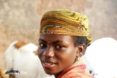 Portraits of Benin