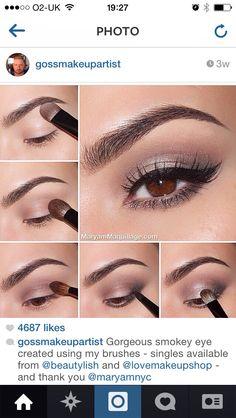 Eye look