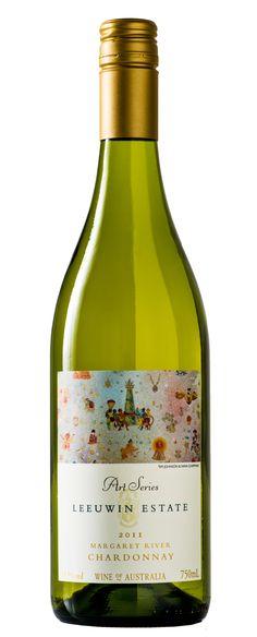 Leeuwin Chardonnay Margaret River Art Series 2011 Wine Spectator Top100 Wines 2014 Awards #5