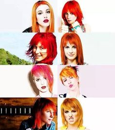 Hayley Williams. One of the coolest artists out there.