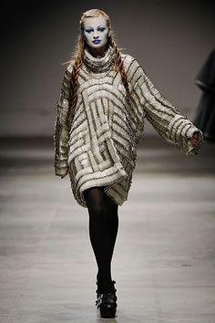 Gareth Pugh Autumn/Winter 2008 Ready-To-Wear Collection   British Vogue