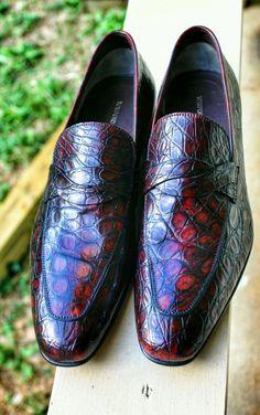 Tom Ford Alligator Loafers