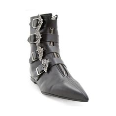 Pennangalan - Goth, Steampunk, Traditional, Fetish Shoes and Boots found on Polyvore