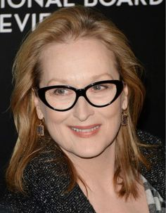 Meryl Streep love this woman, she is down to earth and one classy lady.