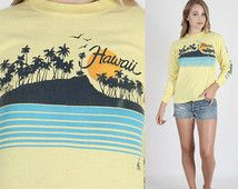 """Popular items for hawaii t shirt on Etsy"""""""