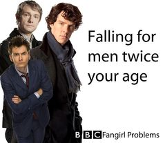 Follow me at: www.pinterest.com/JuhiVibhakar | British Fangirl Problems. #BBC #British #Sherlock #DoctorWho #Wholock