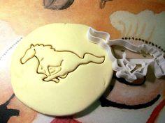 Mustang Ford Logo Cookie Cutter par StarCookies sur Etsy