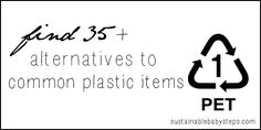 Learn over 35 alternatives to plastic, everything from toothbrushes to hard hats.