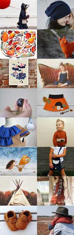 Fall in Love by Virginija Dovile on Etsy--Pinned with TreasuryPin.com