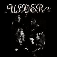 Ulver (Wolves) Norwegian Black Metal / viking music