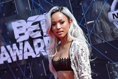 Karrueche | The Best In Beauty From The BET Awards 2015
