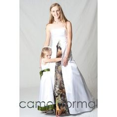 Camo Bridal and Wedding Dresses Camouflage Prom Wedding Homecoming Formals Camo Wedding Dresses, Prom Dresses, Formal Dresses, Camo Formal, Homecoming, Bridal Gowns, One Shoulder Wedding Dress, Princess, Flower Girls