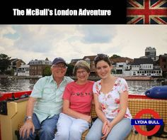 The McBull's London Adventure | Book Preview