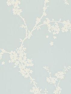 TAPET SANDERSON BLOSSOM TREE , SKY BLUE