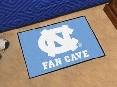 "North Carolina Fan Cave Starter Rug 19""x30"" I NEED!!"