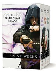 The Night Angel Trilogy by Brent Weeks. Amazing books.