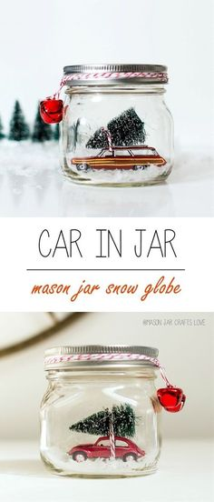 15 Mason Jar Crafts That Are Easy To Make