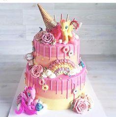 I My Little Pony Cake, My Little Pony Birthday Party, Birthday Cake Girls, Princess Birthday, Birthday Photos, Birthday Cakes, Birthday Ideas, Girl Cakes, Alice