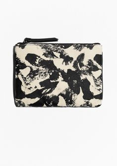 & Other Stories | Painterly Pouch