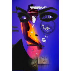 """Blue Violet"" by merimagic on Polyvore"