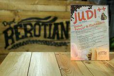 come to my little cafe. Depot Rerotian. jl.Cikini 1 No.4, Menteng. Jakarta. Indonesia