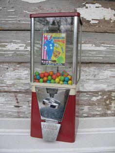 Antique Gumball Machine