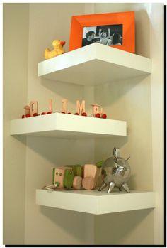 genial eckregal einrichtung pinterest eckregal kreative dekoration und regal. Black Bedroom Furniture Sets. Home Design Ideas