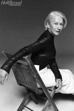Helen Mirren, photo by Miller Mobley