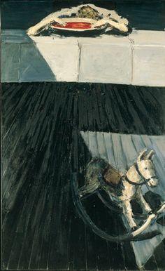 """Fabian Cerredo : Cent ans de solitude - """"El suicidio de Pietro Crespi"""" - 1987"""