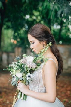 Of Ethereal Beaded Gowns and Rustic Grazing Tables: A Styled Shoot