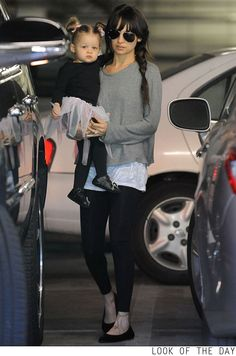 Nicole Richie Anonymous    workout outfit