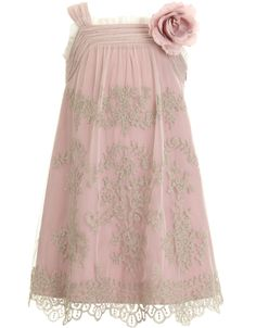 Monsoon french flower girl dress. Ohhhh I really like this one!!!