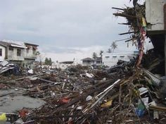 The 2004 Indian Ocean Tsunami effected tourism in Thailand as most of the tourist places were completley wrecked.