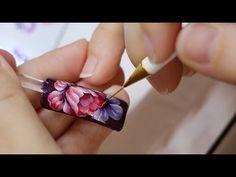 Poppy, Step by step. Как нарисовать Мак One Stroke + - YouTube