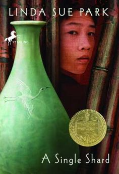 A Single Shard by Linda Sue Park. Newbery Medal winner 2002.