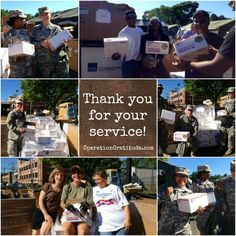 Operation Gratitude Veterans Care Packages were distributed at the VA Boston Healthcare System STAND DOWN last week. We're always happy to have the opportunity to thank and support our Service Members and Veterans!