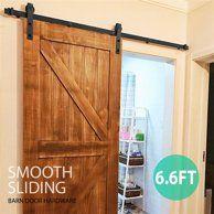 Home Improvement Sliding Door Hardware Garage Door Design Double Sliding Barn Doors