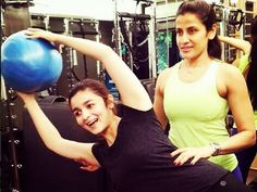 Many Bollywood actors have been active on social media, giving minute-to-minute details about their lives. The current trend seems to be of posting pictures while working out in gym. Taking a look at those wash board abs sure does encourage us to burn our love handles, like now! Check out these 10 celebrity pictures that inspire us to hit the gym and get fit. Image coutesy: Facebook/Twitter/Instagram Don't Miss!10 Cricketers You Can Feast Your Eyes on This World Cup