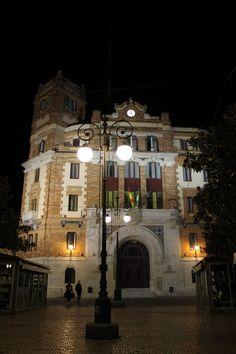 Plaza De Las Flores (Plaza Topete) Correos #Cadiz #Spain