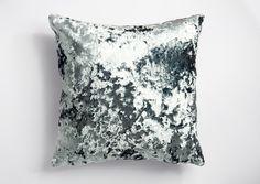 Moulin Luxury Crushed Velvet x Reversible Cushion Covers Blue Cushions, Velvet Cushions, Blue Cushion Covers, Deep, Crushed Velvet, Throw Pillows, Luxury, Ebay, Toss Pillows