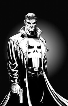 The Punisher: In The Blood #1 (Click the picture for the art gallery & to read the first comic in the series). Description from pinterest.com. I searched for this on bing.com/images