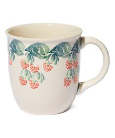 Look what I found on #zulily! Razberry Mug #zulilyfinds