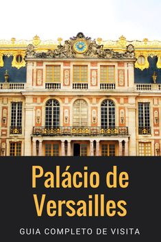 Versailles Survival Guide: everything you need to know to visit France's most famous palace - Visit Eat Sleep Visit Versailles, Palace Of Versailles, Eurotrip, Corsica, Travel Around The World, Around The Worlds, Old Train Station, Loire Valley, The Cloisters
