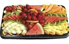 Light and nutritious fruit platter for your business catering requirements.  Visit us @ http://saffrononcreek.com.au to see more menu options.    #brisbanecatering